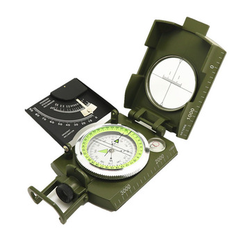 Digital Compass Camping Hiking Water Survival Military Compass Geological Compass Outdoor Camping Equipment Pointing Guide 1