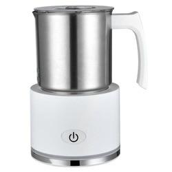 250Ml spieniacz do mleka elektryczny parowiec spieniacz do mleka spieniacze do domowego biura kawiarnie EU Plug