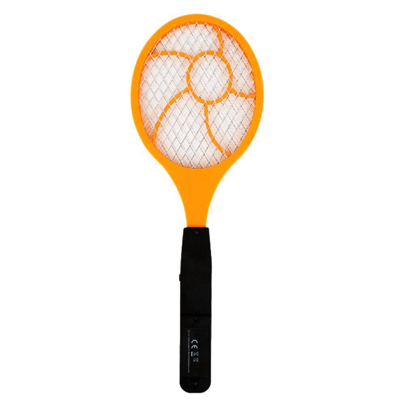 LED Electric Mosquito Swatter Flyswatter Electric Tennis Racket 44 X15.5 Wasp Mosquito Killer
