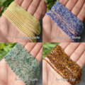 2mm Round Beads Wholesale 3mm Waist Beads for Women African Jewelry Making Tiny Small Stone Spacer for Necklace Earring Supply