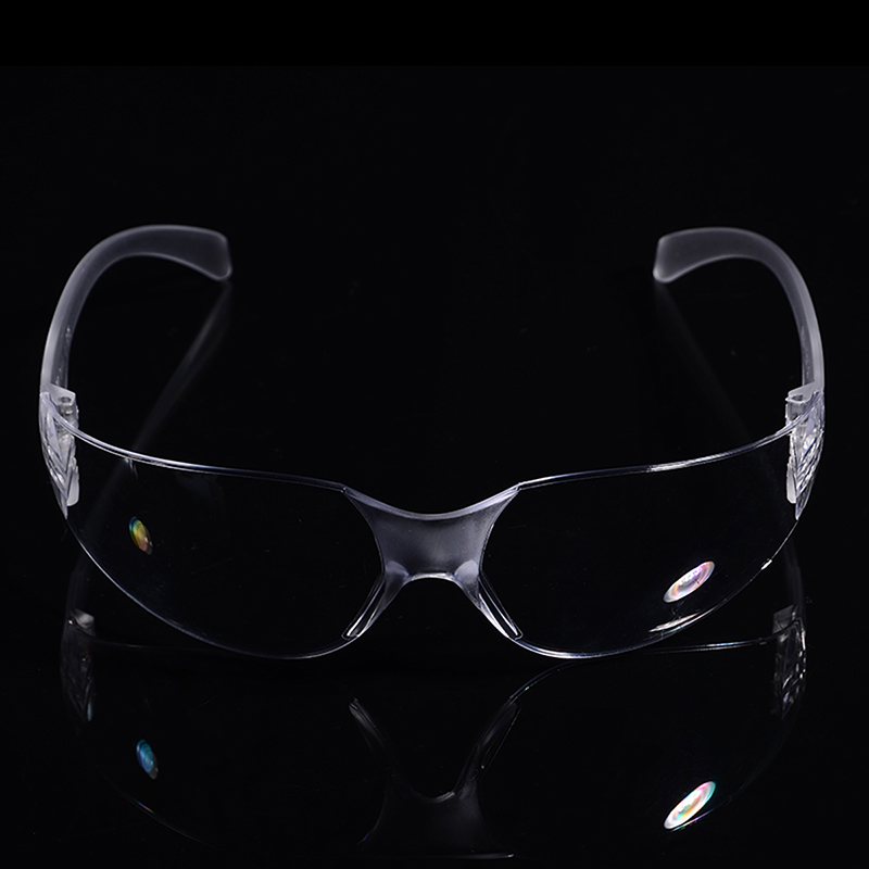 Clear Safety Vented Goggles Glasses Anti Fog Dust Smoke Eye Protective Glasses Goggles For Lab Driving Motocycle 14*5.5*4cm