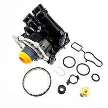 Belt-Clip-Kit EA888 Water-Pump-Assembly Cooling 06H121142B for Golf Passat B6 CC Q5 06h121026/06h121142b/06h121605e