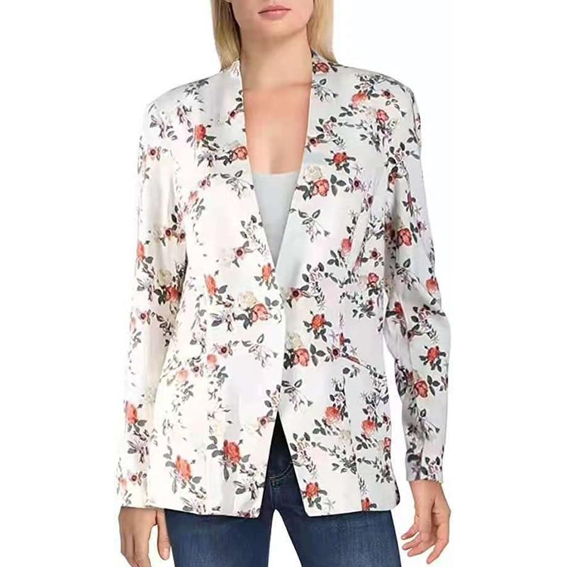Ha93012cd2597434c8d7202d327a551a06 Fashion Trend Women Lapel Leopard Print Long Sleeves Suit Jacket Elegant Fall Winter Office Lady Cardigan Coat Casual Streetwear