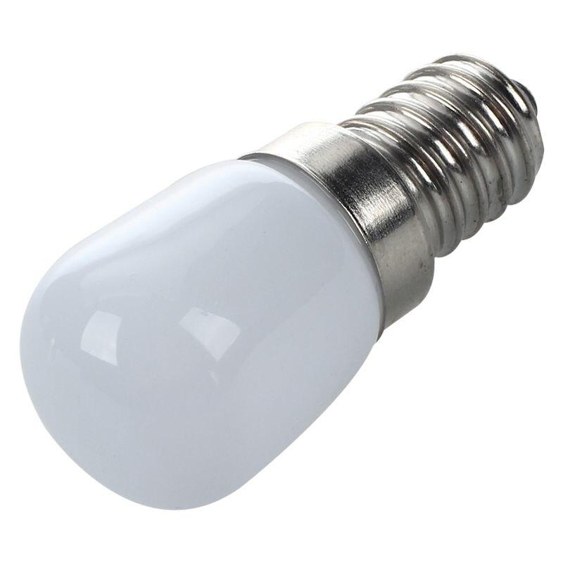 HOT 1.5W SES E14 2835 SMD светодиодный светильник для холодильника с морозильной камерой мини лампа Pygmy 220 В Цвет: белый Упаковка: 1 шт.