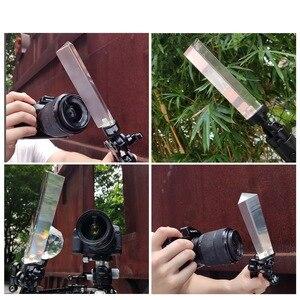 Image 5 - Vlogger fotoğraf kristal top optik cam sihirli fotoğraf topu ile 1/4 Glow etkisi dekoratif fotoğraf stüdyosu aksesuarları