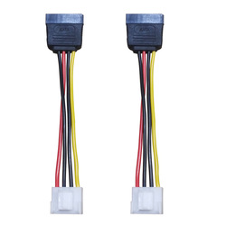 ANPWOO SATA Power Cord 4P VH3.96 Hard Disk Cable Security Monitoring Cable Computer Hard Disk Cable