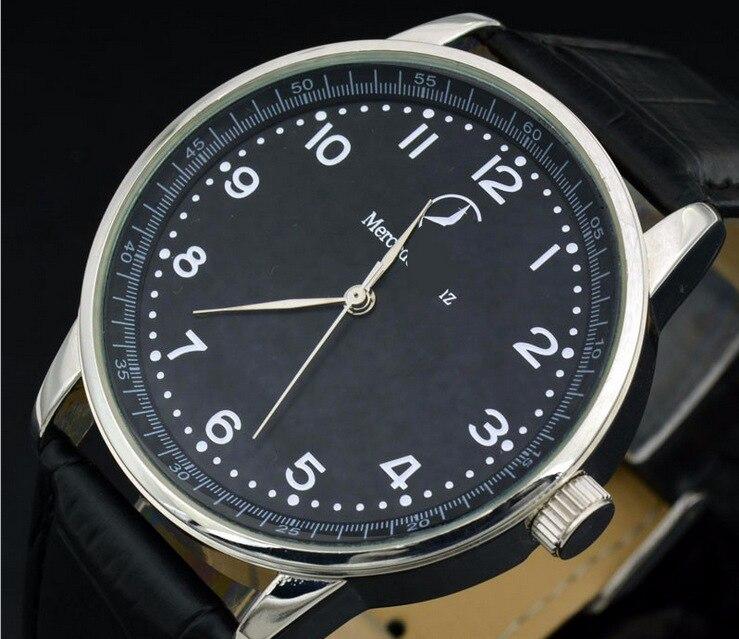 Ha930e837808544359512b37cf1a07fca0 New Style Mercedes Belt Watch Men Korean-style Fashion Business Casual Leather Belt Bens