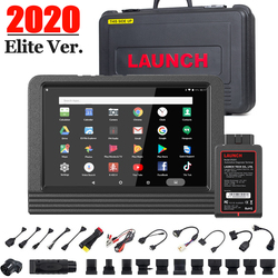 LAUNCH X431 V+ Upgraded Version of X431 V PRO Bi-Directional Full Systems Diagnostic Scan Tool 30+ Reset Functions Key Program