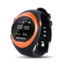 ZGPAX S888 GPS Smart Watch With SOS GPS/LBS/AGPS  Smartwatch S888  Anti Failing Alarm Tracker For Man Woman Kids Gift цены