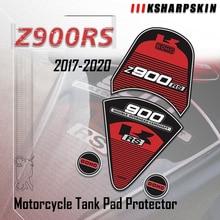 KAWASAKI Z900RS z900 rs 2017 2020 motosiklet yakıt tankı etiket arka kaporta 3D çıkartmaları dekorasyon çıkartmaları kiti