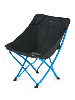 New Folding Chair Portable Leisure  Simple Wild Beach Camping Sketch Fishing Moon