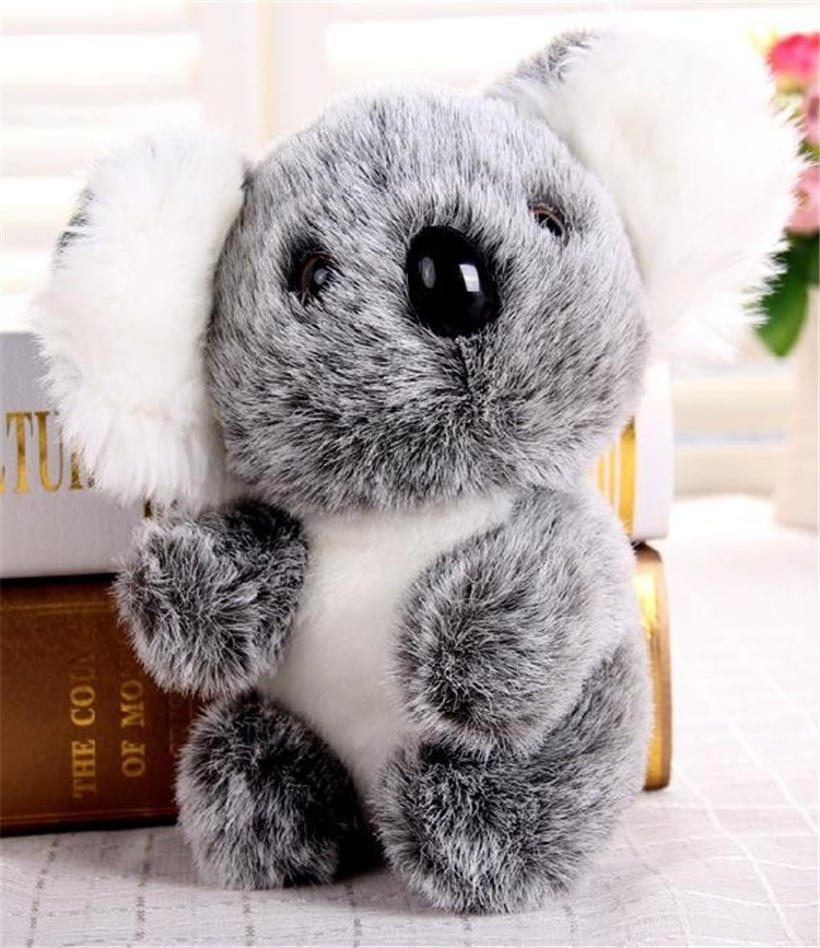 1pc Kawaii Australia Koalas Plush Toy Stuffed Animals Cute Koala Doll Infant Girls Toys Birthday Gift Home Decor