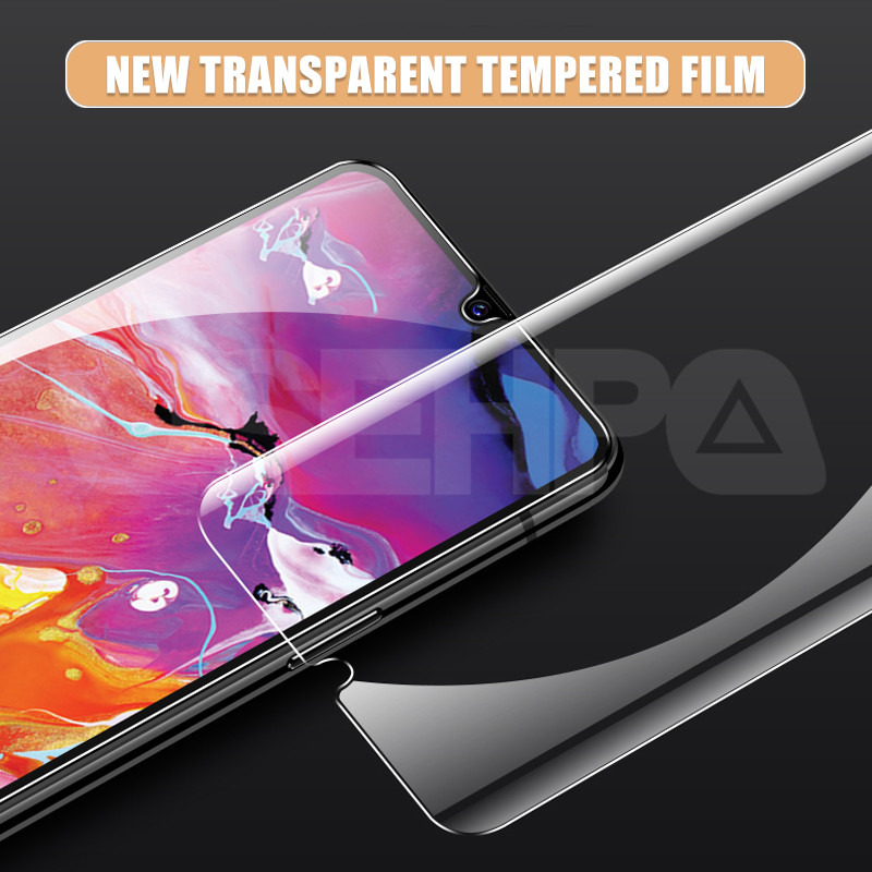 Tempered Glass For Samsung Galaxy A01 A11 A21 A31 A41 A51 A71 Screen Protector Glass Samsung A30 A40 A50 A30S A40S A50S Glass 3