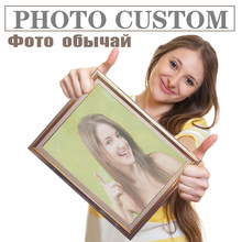 Photo customization 5D DIY diamond painting kit full square/round diamond embroidery rhinestone picture cross stitch mosaic gift