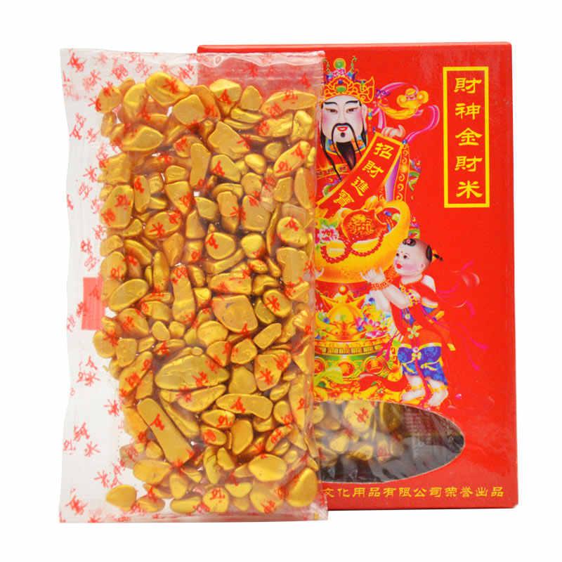 Feng Shui Fortuna Jinmi Jincaimi Fortuna Fortunato Fortuna A Prezzi Accessibili Dio Cinque Elementi Bruciatore di Incenso Riso Dorato decorazioni per la casa