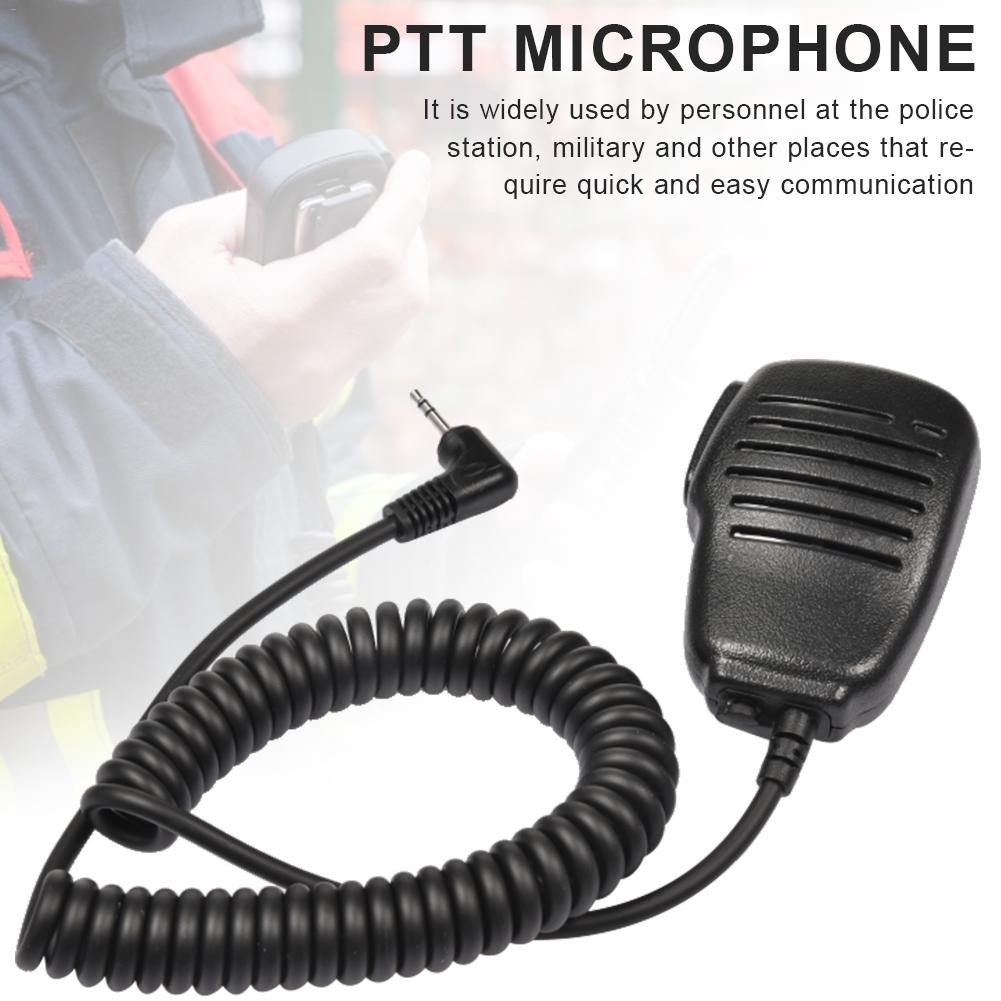 Radio Speaker Mic Microphone PTT For Motorola Portable Two Way Radio Walkie Talkie Talkabout TLKR T5 T7 T80 T60 MH230R XTR446