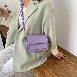 Image 2 - יוקרה תיקי נשים שקיות מעצב שק עיקרי Femme ארנק ותיקי מפורסם מותג מסמרת Crossbody שקיות עבור נשים Bolso mujer