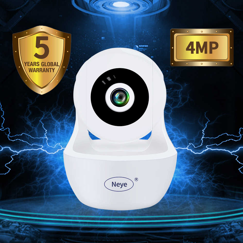 N_eye 8MP 4K Draadloze Ip Camera Pan/Tilt 2MP Dome Indoor Twee-weg Audio Cctv Wifi Camera babyfoon Video Security Surveillance