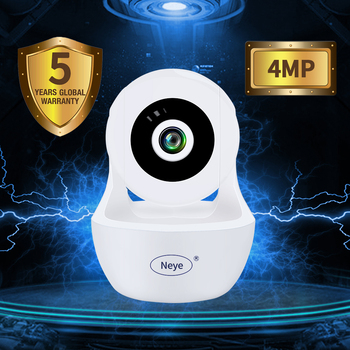 N_eye 8MP 4K Wireless IP Camera Pan/Tilt 2MP Dome Indoor Two-Way Audio CCTV WiFi Camera Baby Monitor Video Security Surveillance 1080p 2mp wireless indoor wifi surveillance camera two way audio cctv security ip camera home dome baby monitor support sd card