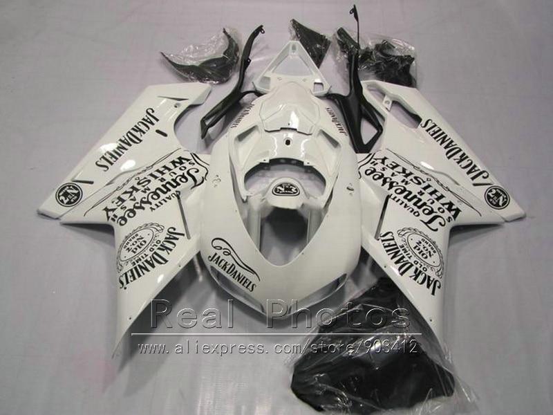 848 1098 1198 BLACK Ducati Wind Screen Shield screws /& rubbers kit