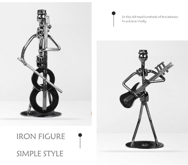 Strongwell Iron Little Band Musikerfiguren