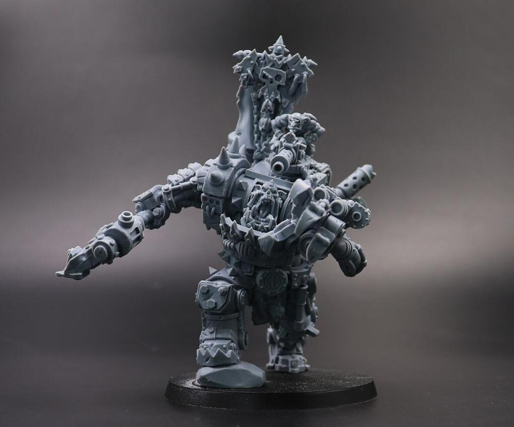 New Resin Figures AS SHOWN Style II Model Kits