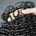 [Rosabeauty] OneCut Hair Wholesales Deep Curly 8-30 32inch H Brazilian Raw Virgin Unprocessed Hair Natural Color 100% Human Hair Weaving 10 Bundles Deal