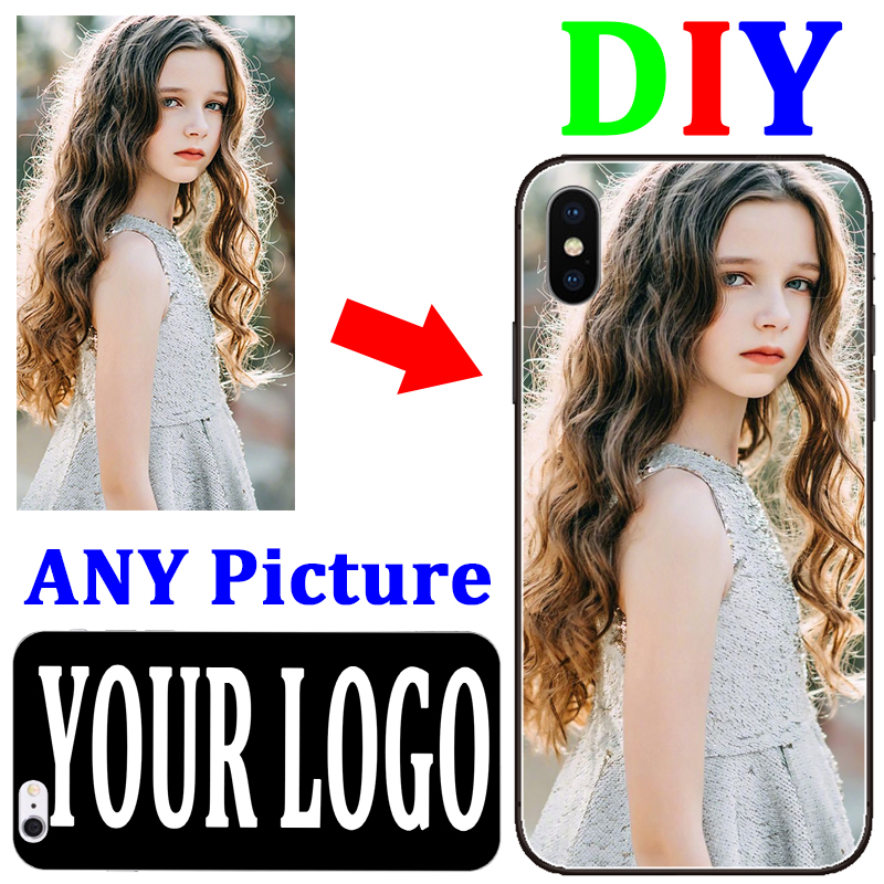 Custom DIY Print Photo Soft or hard Phone Case For Samsung Galaxy A5 A7 J3 J5 J7 2015 2016 2017 Customized Cover Free Logo
