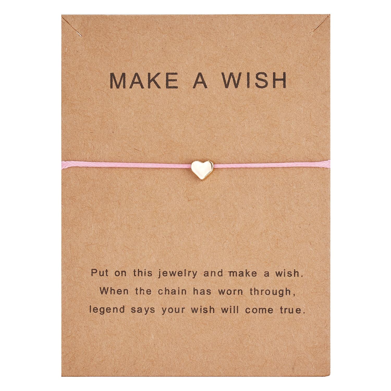 Простой крест красная струна браслет Регулируемая плетение счастливая Веревка Браслеты для женщин мужчин детей подарок ювелирные изделия ручной работы - Окраска металла: BR18Y0164-3