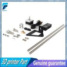 Pieza de impresora 3D, Ender 3 de aluminio de doble eje Z, tornillo de plomo, Kit de actualización para Ender 3 pro