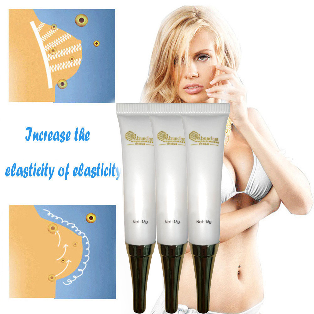 15g Smooth Breast Enhancement Enlargement Cream  Big Bust Large Curvy Increase Tightness Big Bust Breast Care Cream