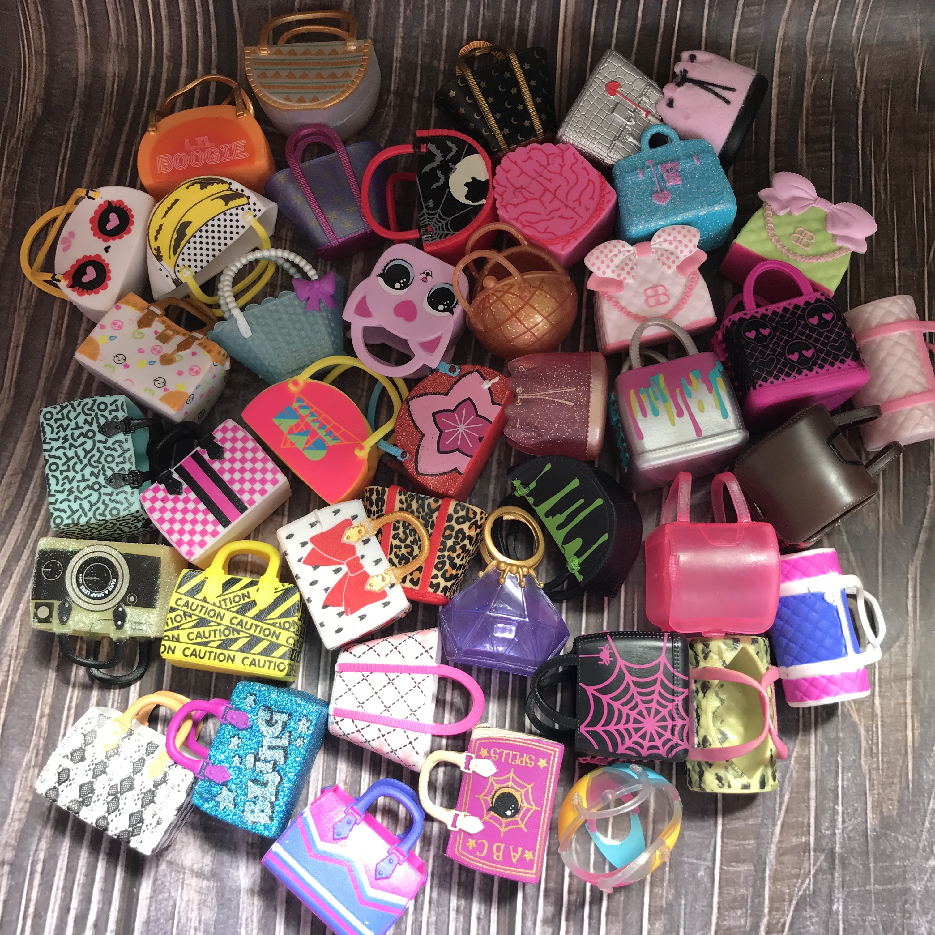 LOL Doll Bag Accessorries Lol Accessories On Sale Original LOL Dolls Collection Drop Shipping Random Delivery