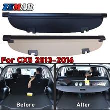 Rideau de protection pour Mazda CX5 CX 5 2013 2014 2015 2016, rideau de séparation pour coffre arrière, accessoires de voiture
