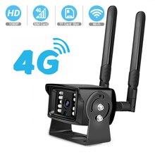 BESDER Full HD 1080P 4G SIM Card Wi Fi IP Camera 960P 720P ONVIF Metal Case Mini Outdoor CCTV Security Cameras 128G SD Card Slot