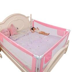 Baby Bed Hek Home Veiligheid Gate Producten kind Barrière voor bedden Wieg Rails Beveiliging Hekwerk voor Kinderen Vangrail Kids box