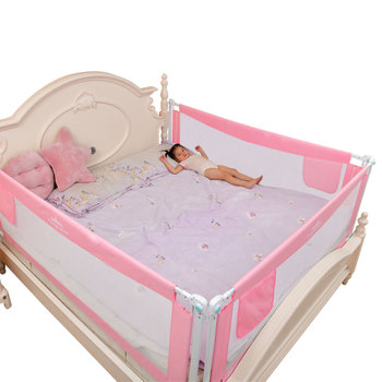 Baby Bett Zaun Hause Sicherheit Tor Produkte kind Barriere für betten Krippe Schienen Sicherheit Fechten für Kinder Leitplanke Kinder laufstall