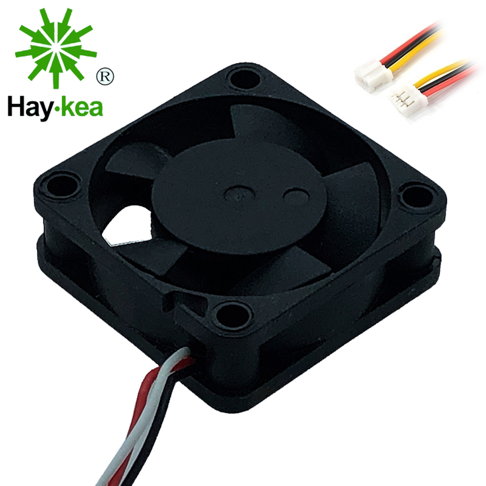 2 PCS 3010 3 pin Cooling-fan Fluid bearing Graphic Card Cooler Router Network Box Micro Cooling Fan Support velocimet 5V 12V 24V image
