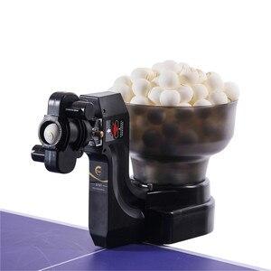 Image 3 - Suz Tafeltennis Robot S101 Ping Pong Training Machine Automatische Tafeltennis Trainer Voor 40 + Ballen