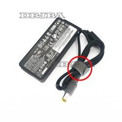 Adapter ac moc zasilania dla IBM X200 X300 R400 R500 T410 T410S T510 SL510 L410 L420 ładowarka 65W 20V 3.25A 7.9*5.5mm