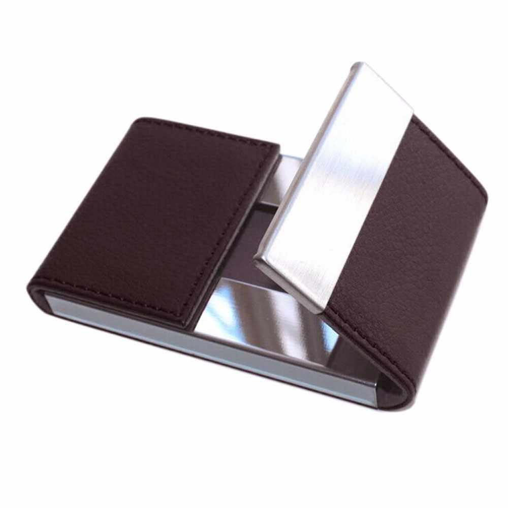 Yeni Kredi Kartı Paketi Seyahat cüzdan pasaport Tutucu Çok Fonksiyonlu KIMLIĞI Belge Çoklu Kart Saklama Çantası Debriyaj ve 7