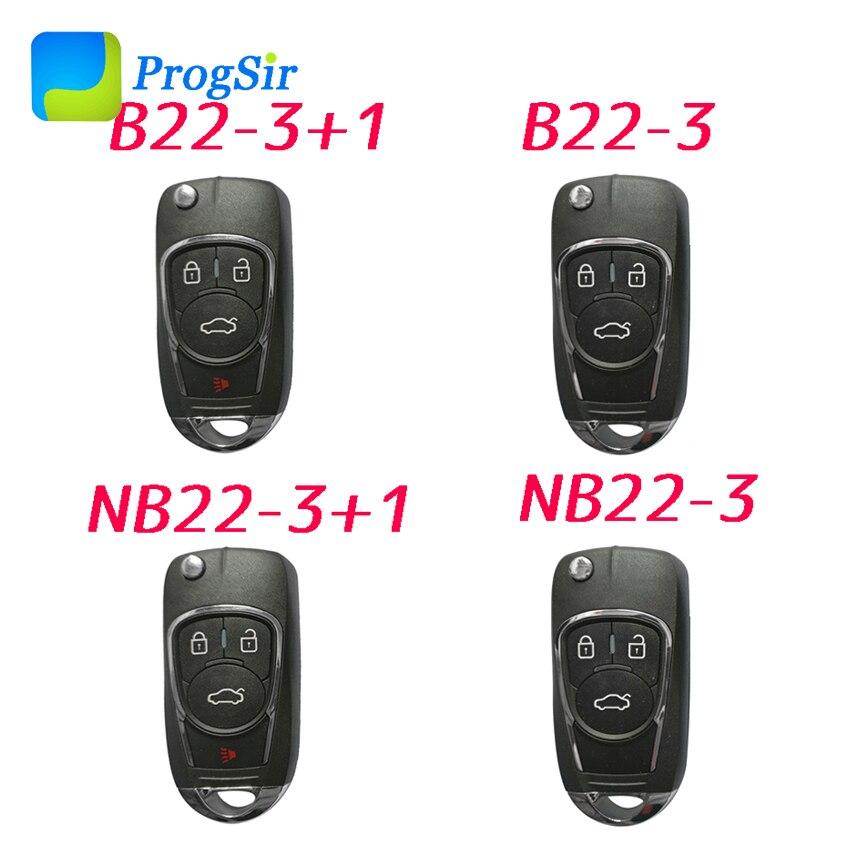 KEYDIY B22-3+1 B22-3 NB22-3+1 NB22-3 KD Key Universal Remote Control For KD900 KD-X2 KD Mini URG2000