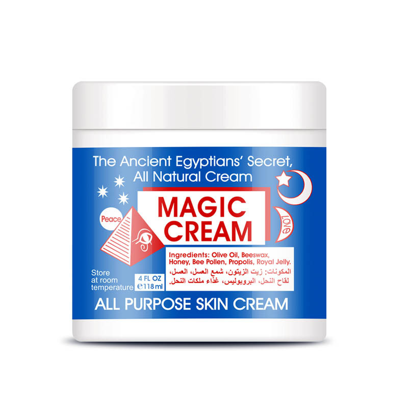 118ml Egyptian Secret Magic Cream All Natural Skin Moisturizing Cream 4oz Full Size Anti-Aging Magic Cream Whitening For Women