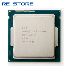 used Intel Core i5 4570S 2.9GHz Quad-Core 6M 65W LGA 1150 CPU Processor