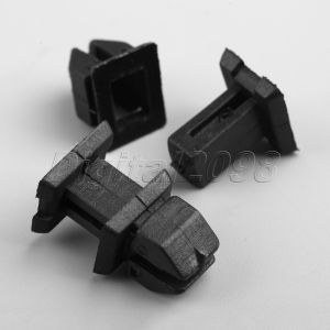 Image 3 - 10x Auto Fasteners Boot Trim Clips Strip Cover For Mercedes Benz SLK CLK SL S W220 W140 CLS CLASS Car Plastic Rivets Automobile