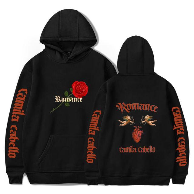NEVER BE THE SAME TOUR CAMILA CABELLO HOODIE (15 VARIAN)