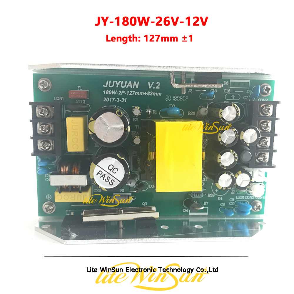 180W 36V 12V Stage LED Light Driver SMPS Switched Mode Power Supply Drive Replacement Part For LED Par Light
