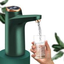 Touch Control Wasser Pumpe Automatische Taste Dispenser Haushalt Elektrische Gallonen Flasche Trinken Schalter USB Lade Liefert