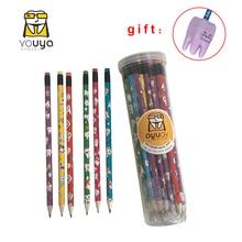 36pcs/bag Cute Cartoon Tooth Pattern Pencil, Dental Clinic Hospital Use Gift Souvenir, Hospital Study And Office Supplies