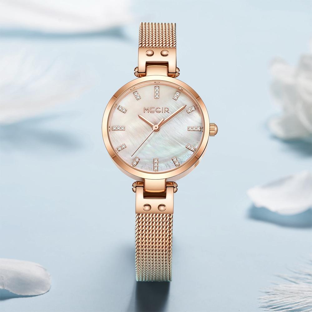 relógios pulseira com japão movt marca superior