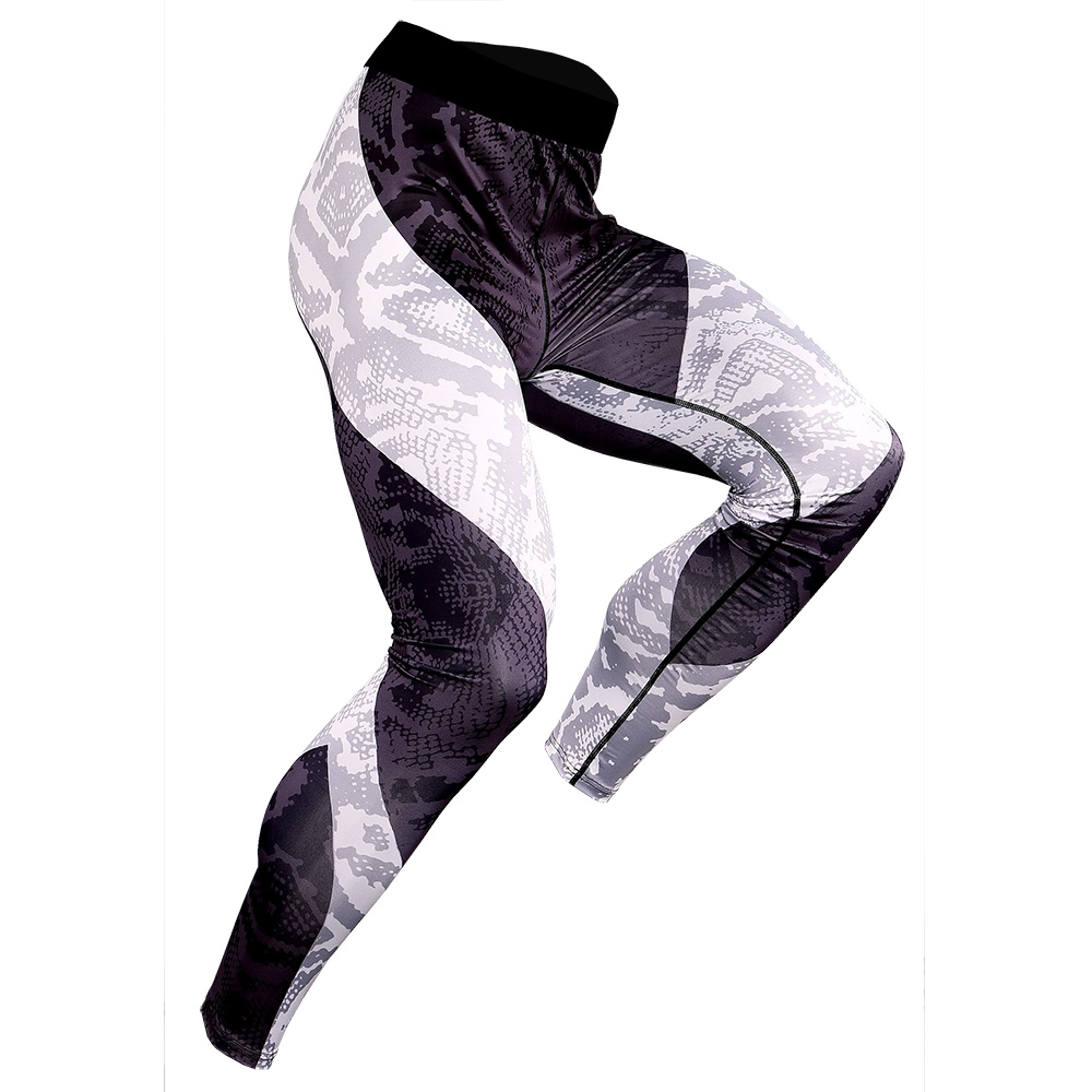 Men Compression Pants Running Quick Dry Tights Men Training Fitness Sport Leggings Gym Jogging Trousers Sportswear Bottoms